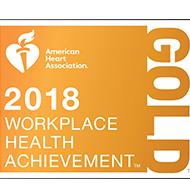 AHA Gold Award 2018