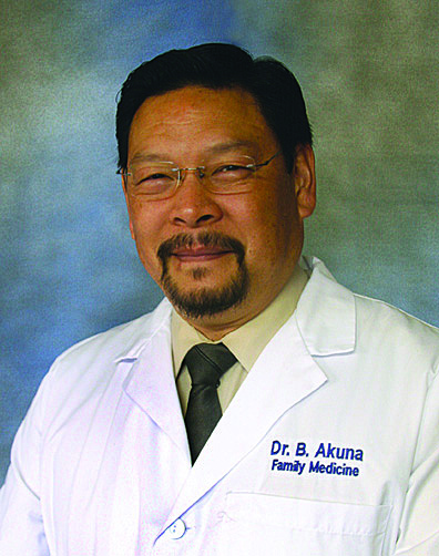 Dr. Bruce Akuna