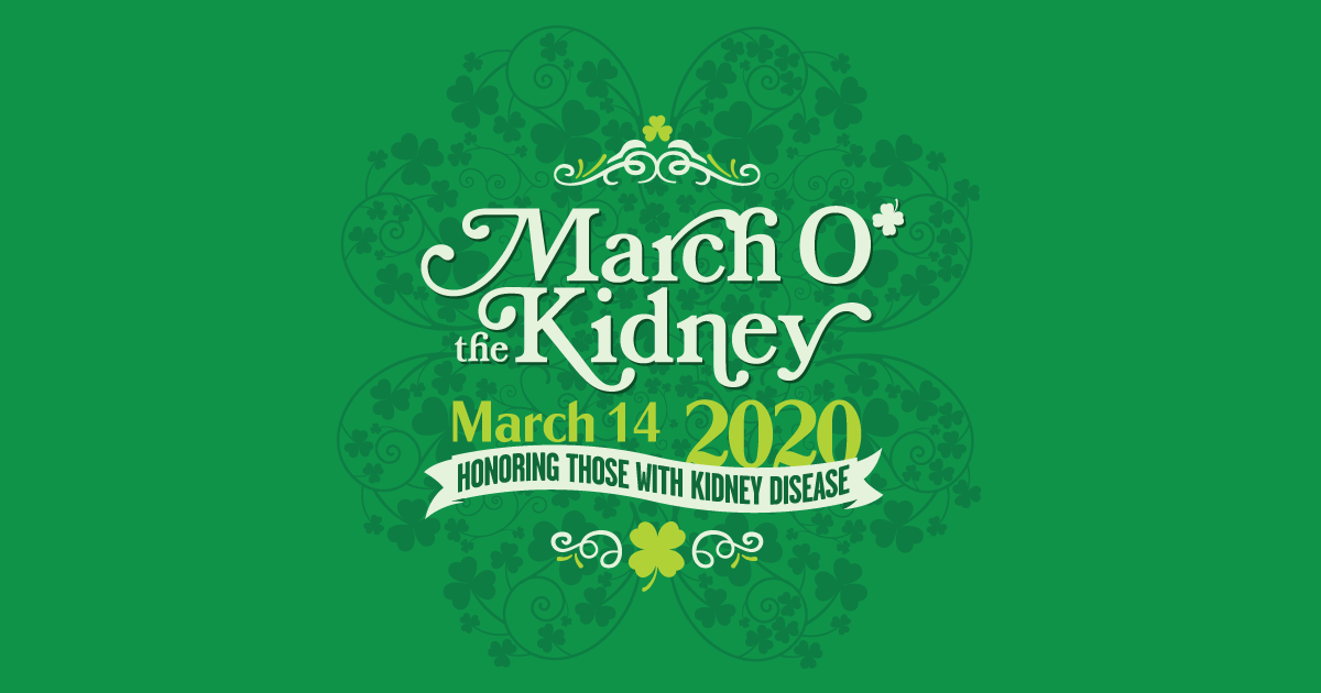 March O' the Kidney 2020