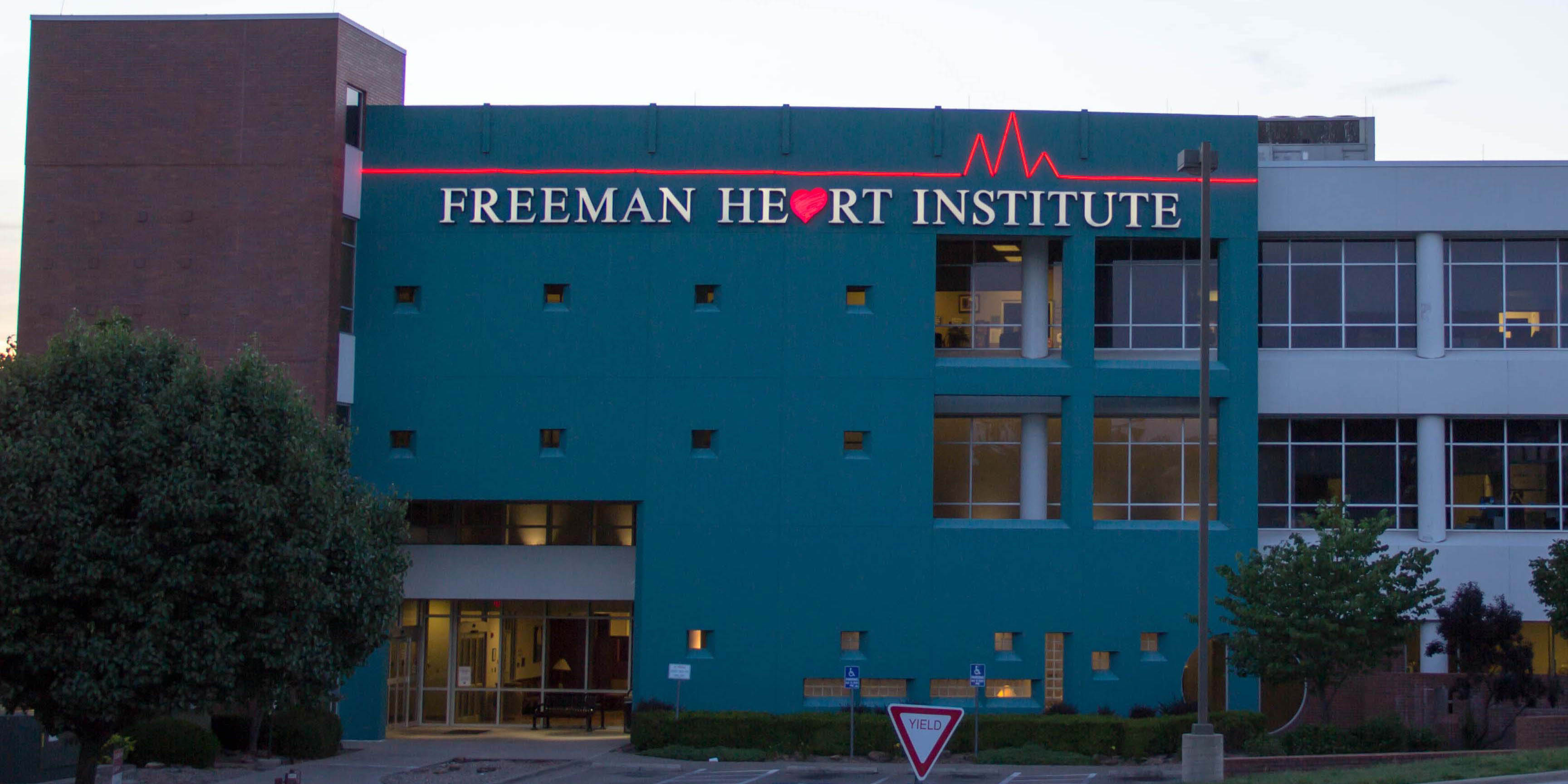 Freeman Heart & Vascular Institute cropped