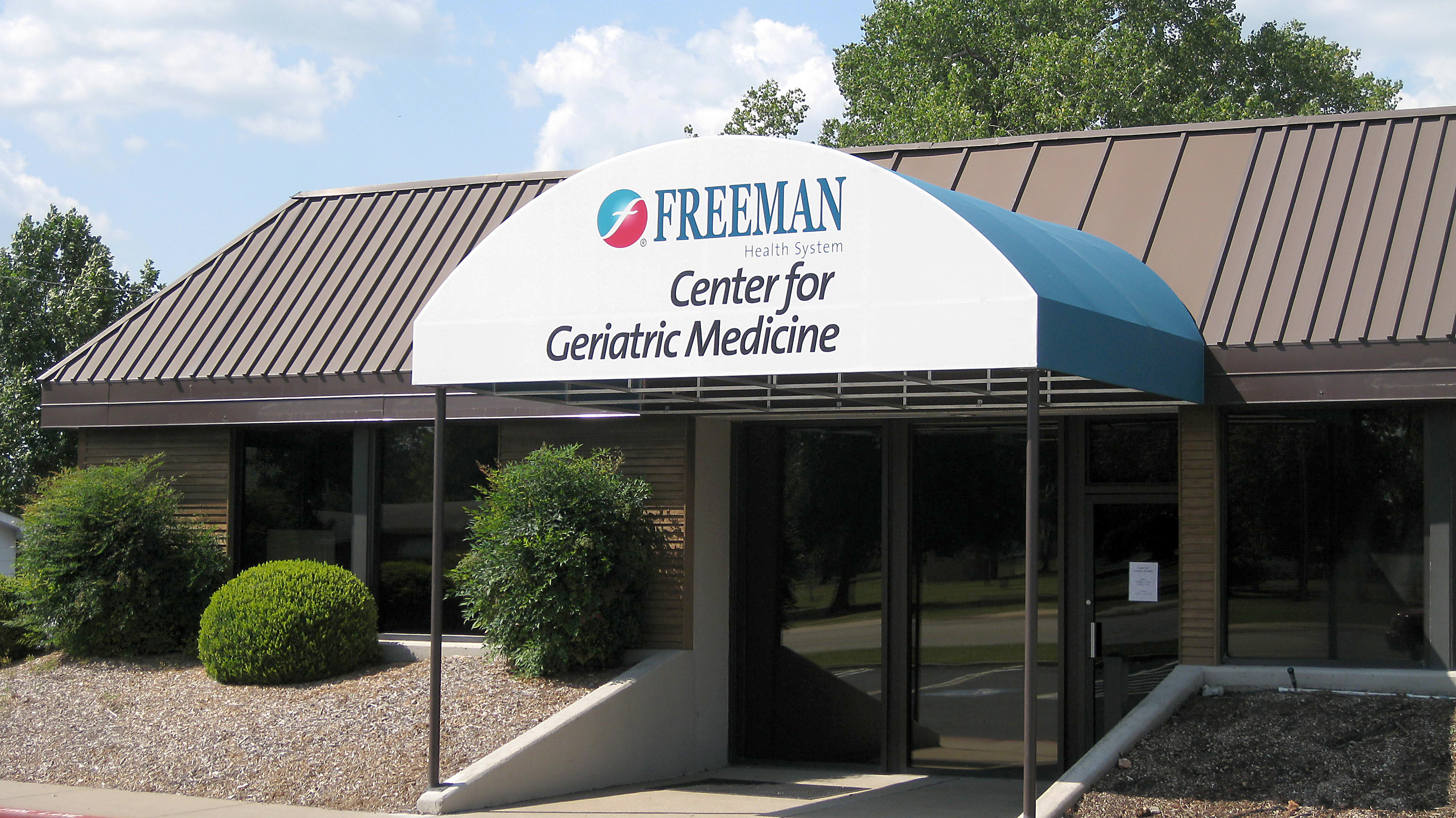 Freeman Center for Geriatric Medicine