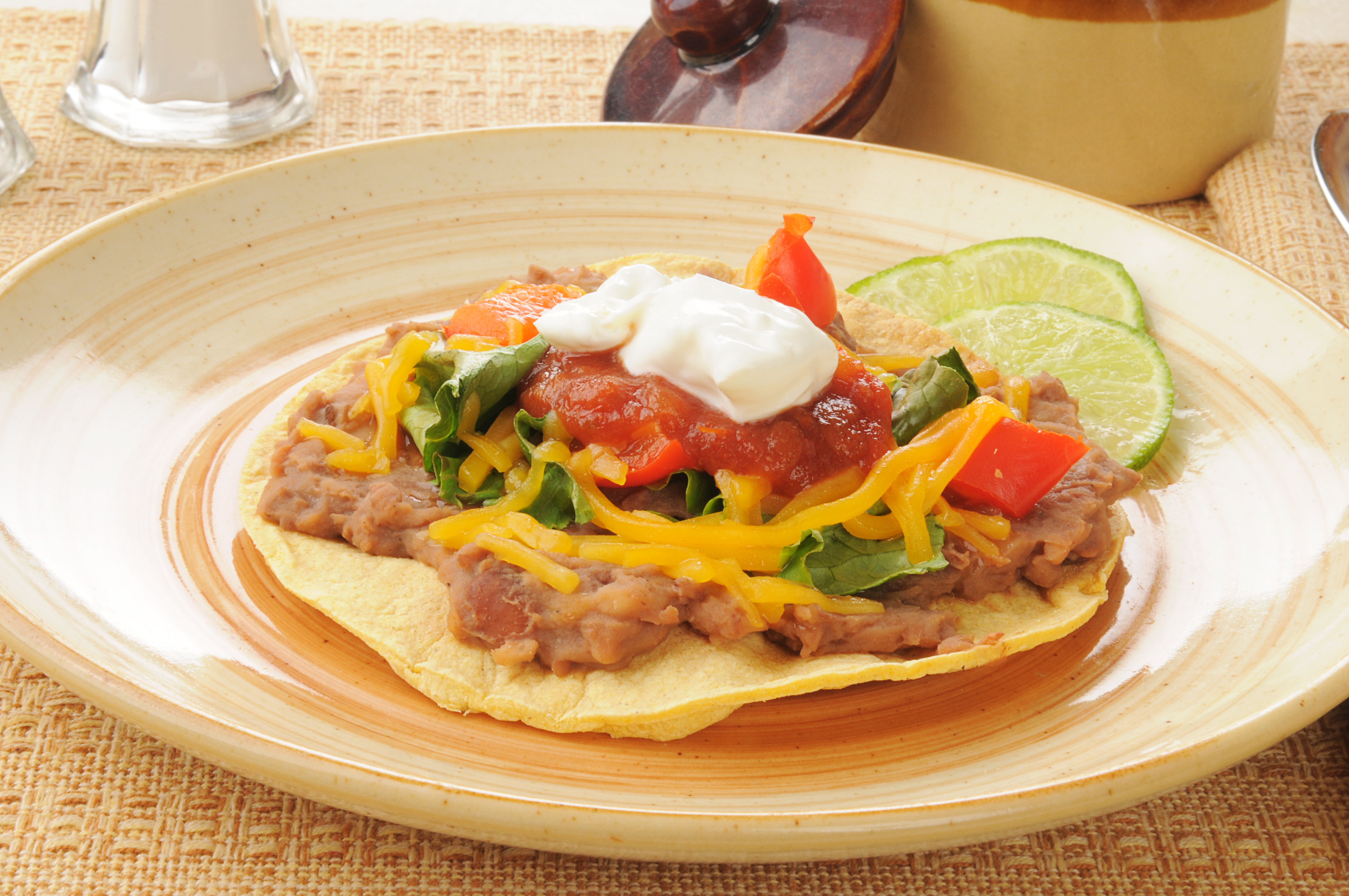 Hearty Tostadas