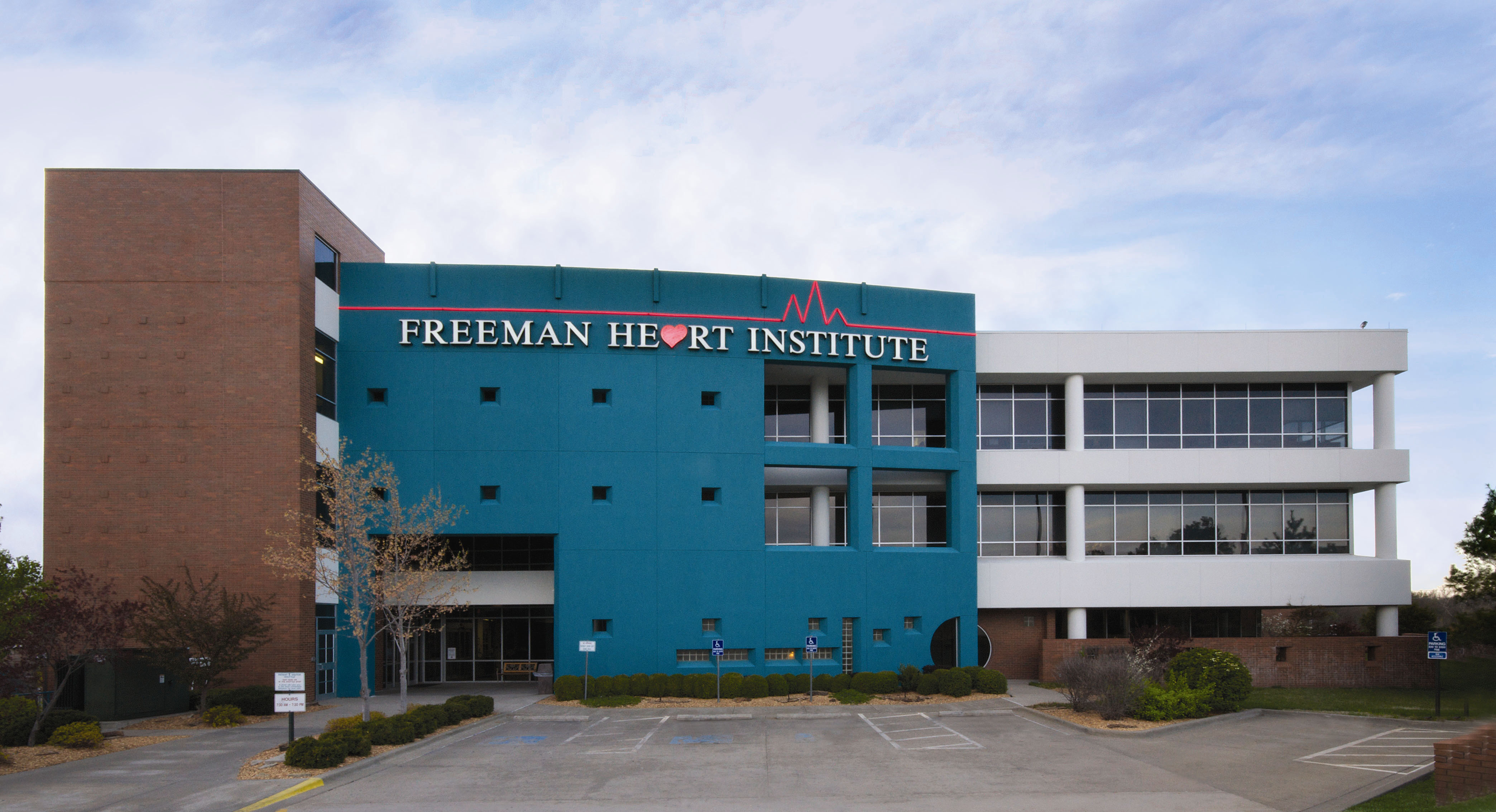 Freeman Heart Institute 2009