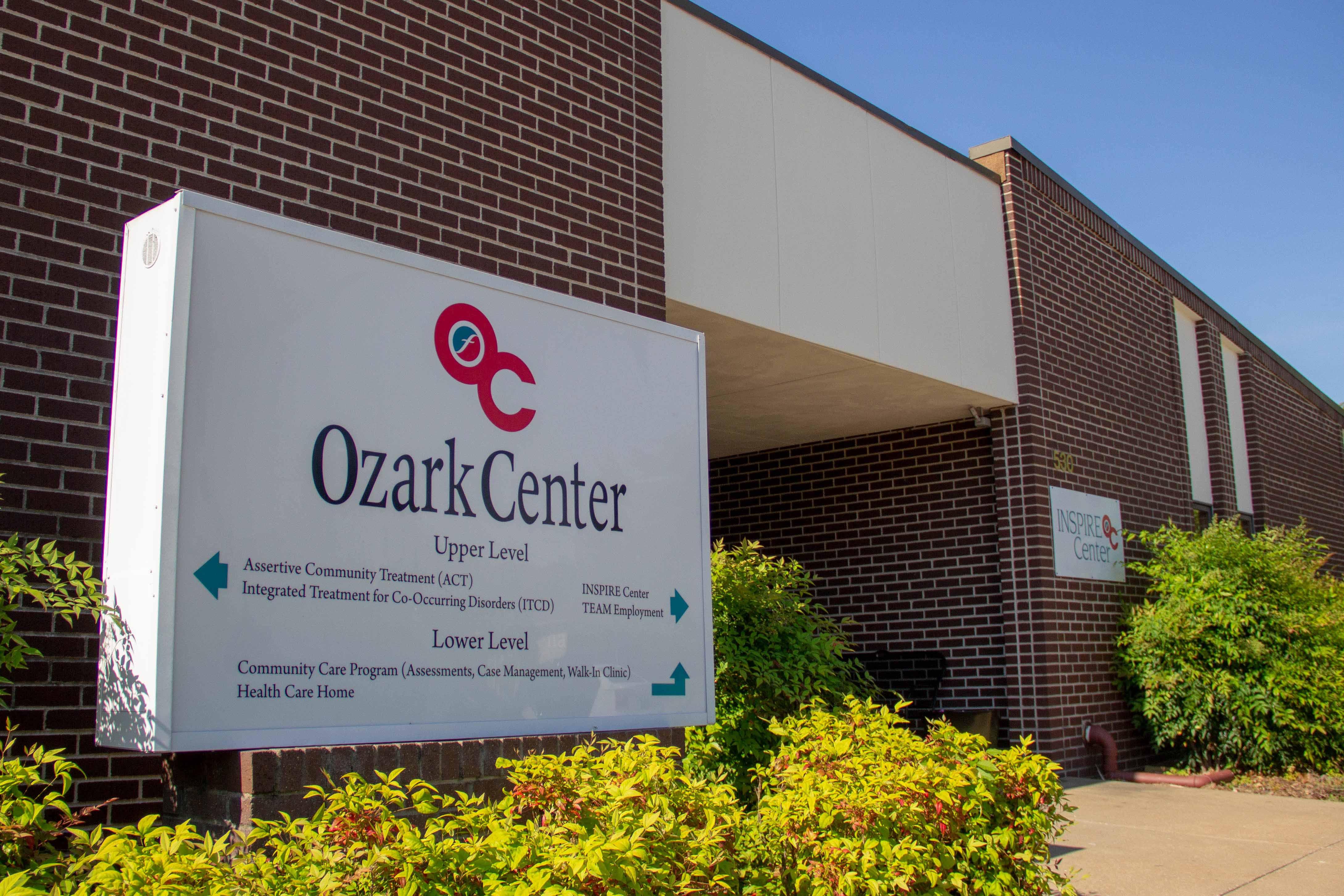 Ozark Center CCP exterior small