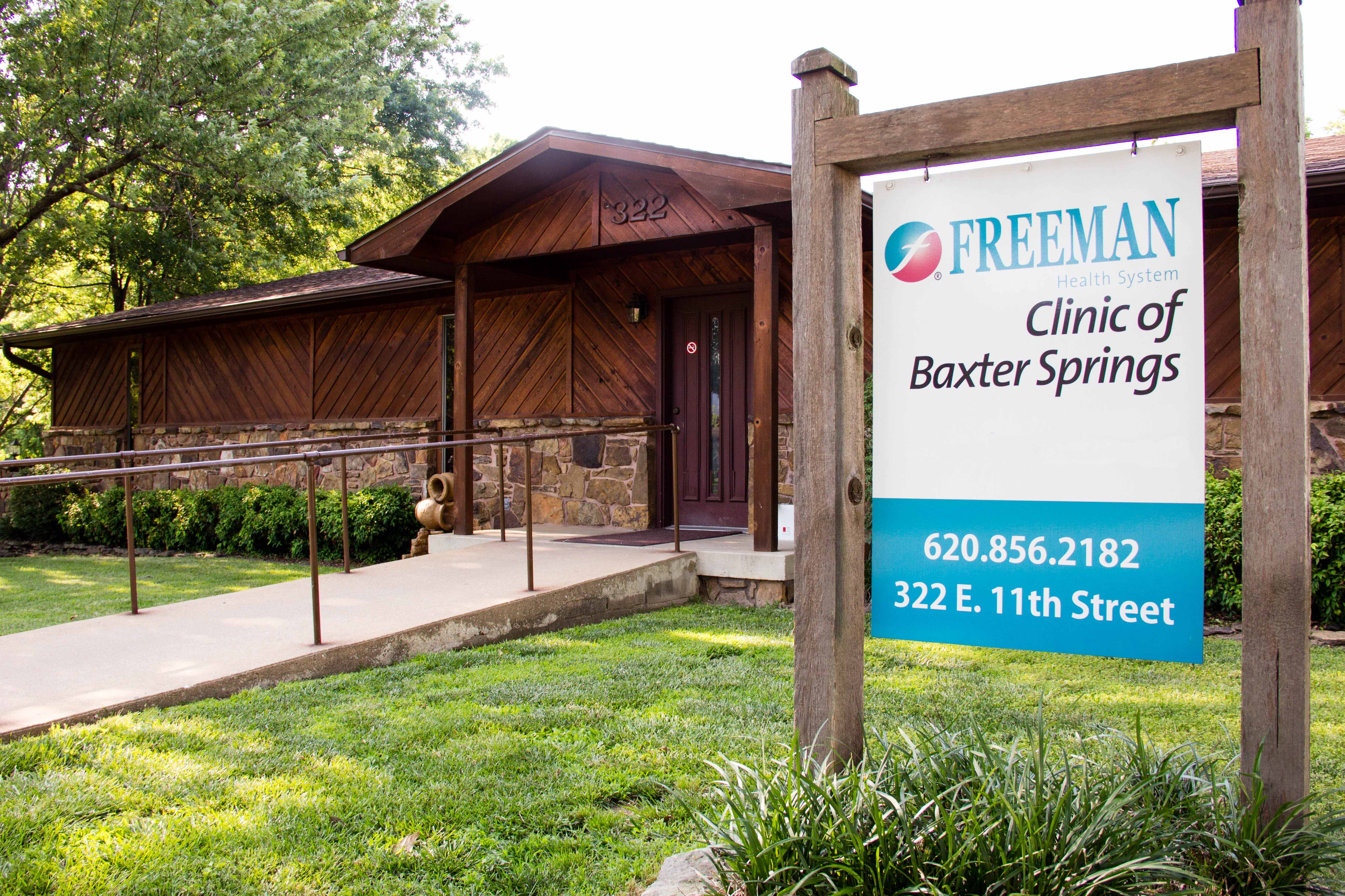 Freeman Clinic of Baxter Springs