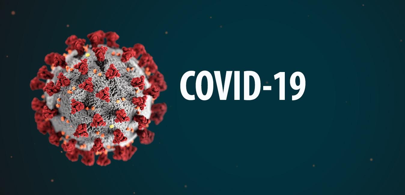 COVID 19 update banner