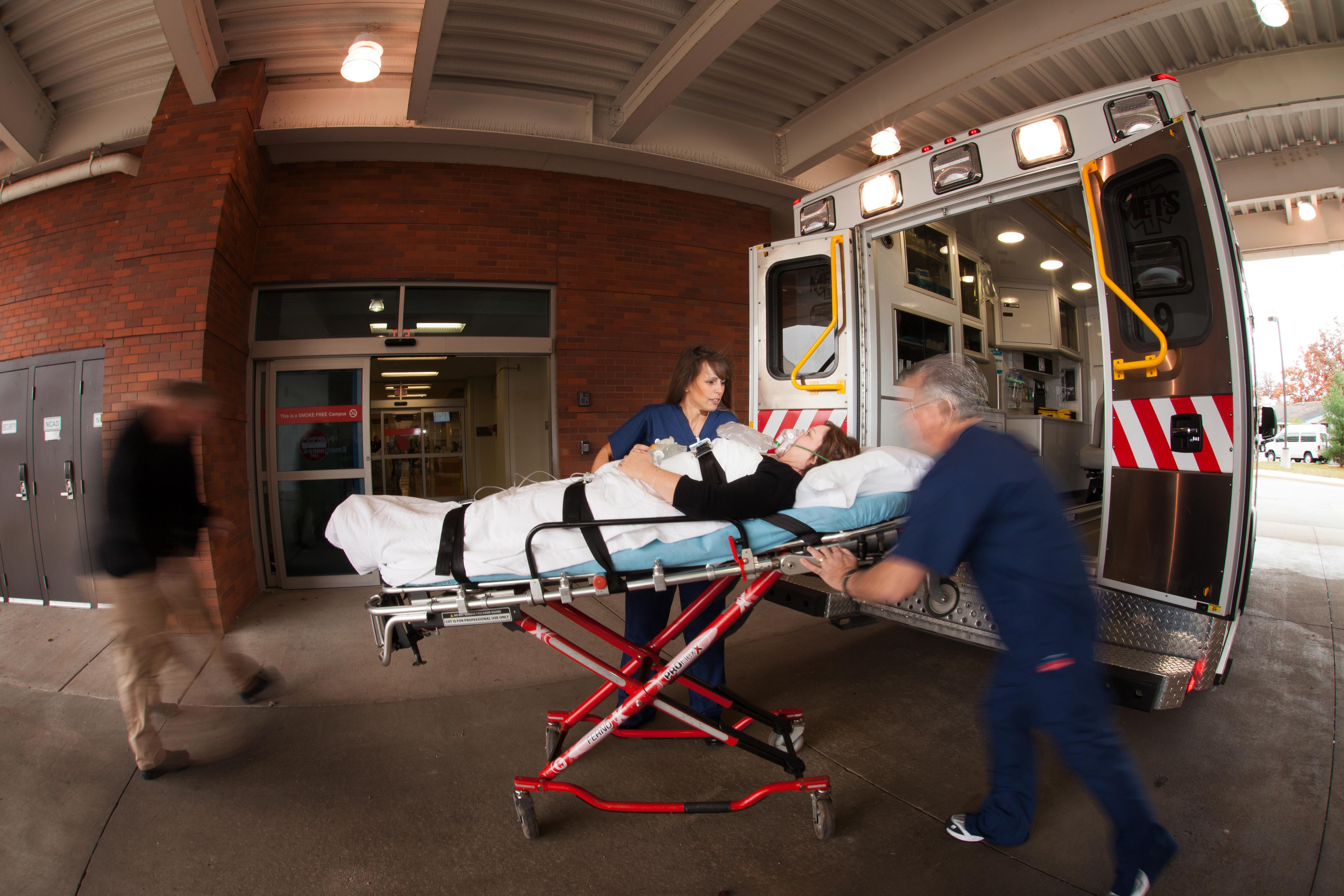 Ambulance Load in