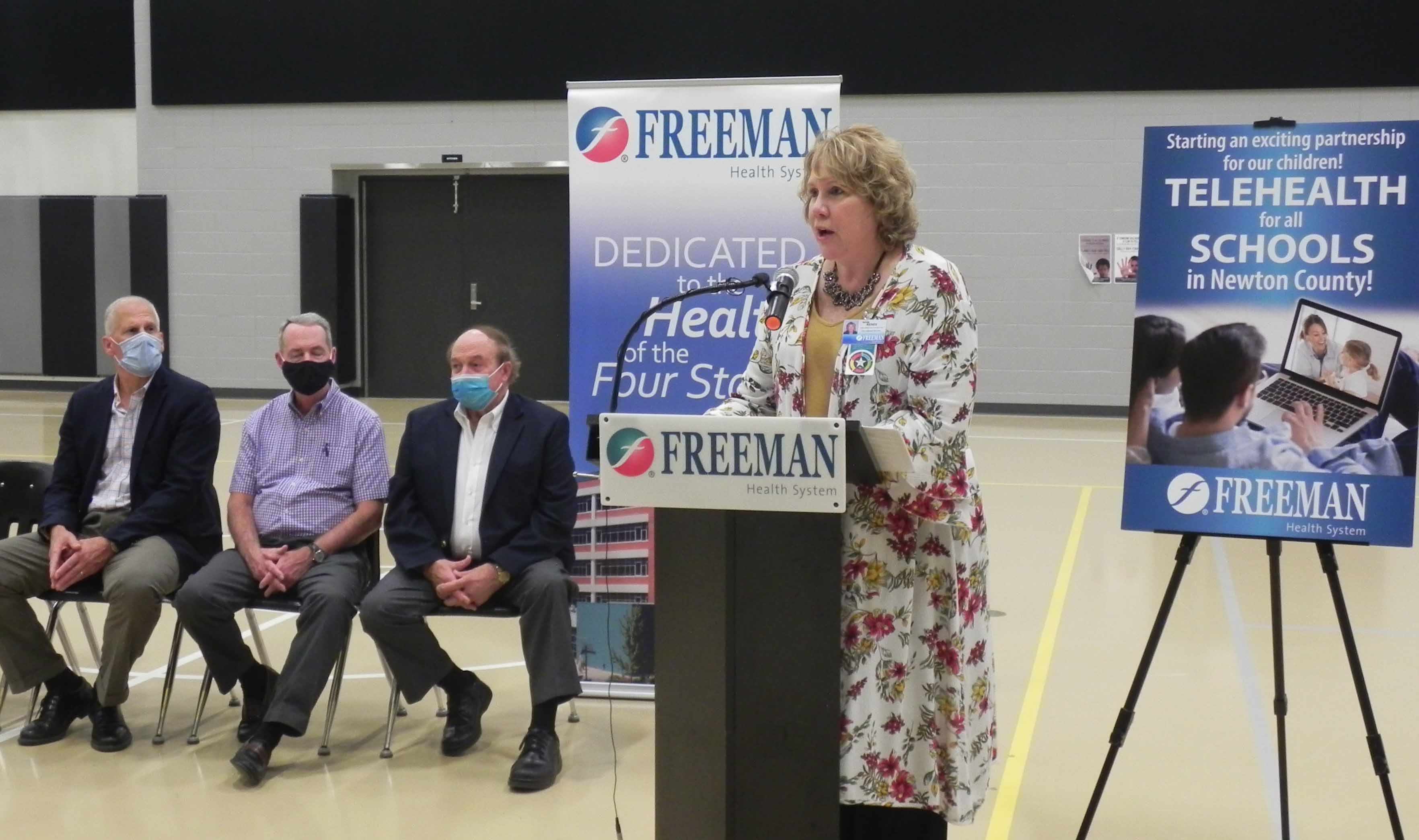Freeman Neosho Hospital Demonstrates New Telemedicine System