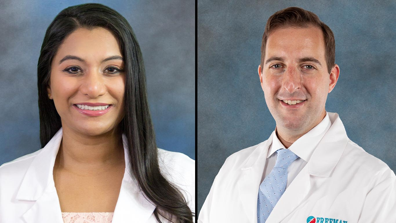 Freeman New Nephrology Team Makes Medicine Their Life's Work