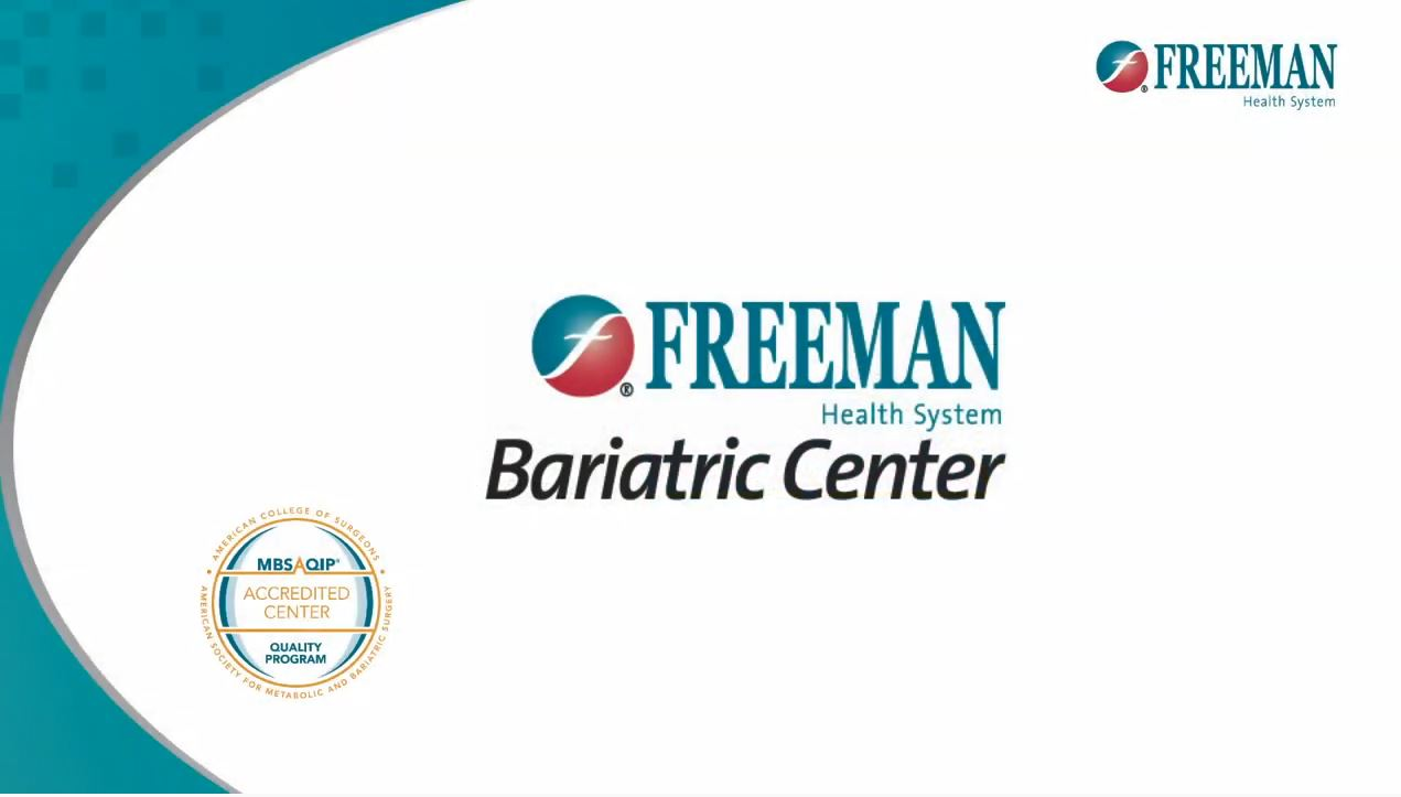 Freeman Named Blue Distinction® Centers+ for Bariatric Surgery