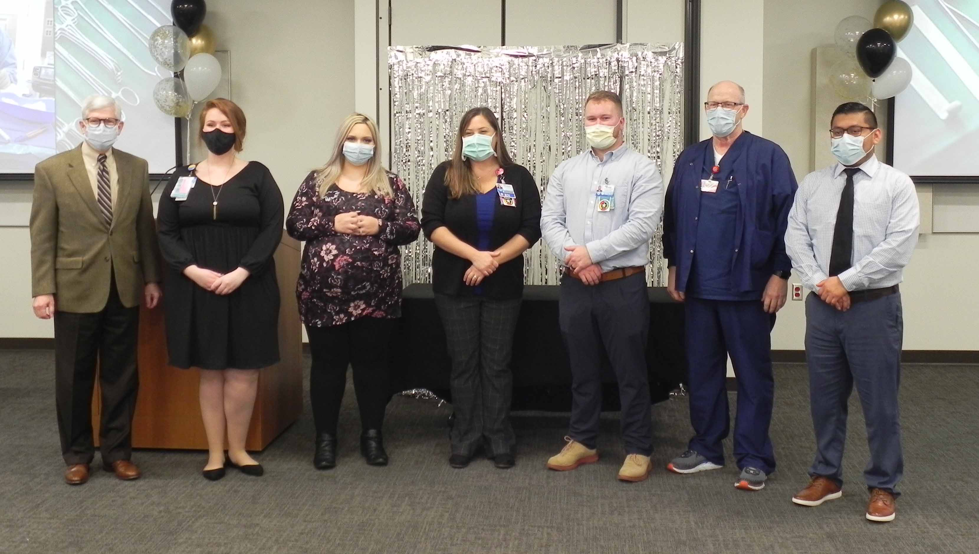 Surgical Technician Apprenticeship Graduates