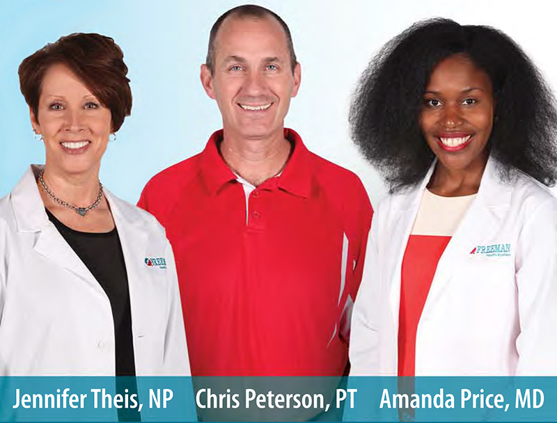 Freeman Spinal Care Services